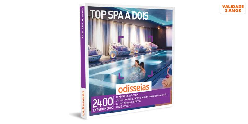 Top Spa a Dois | 2400 Experiências