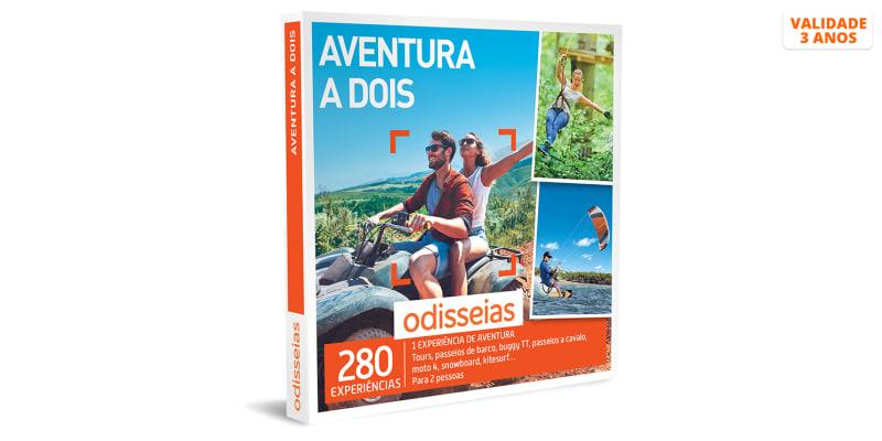 Aventura a Dois | 280 Experiências