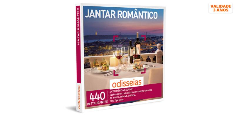 Jantar Romântico | 440 Experiências