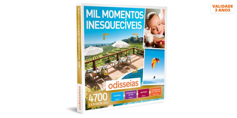 Mil Momentos Inesquecíveis   4700 Experiências