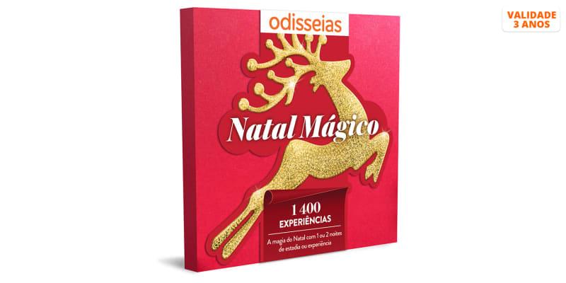 Natal Mágico   1400 Experiências