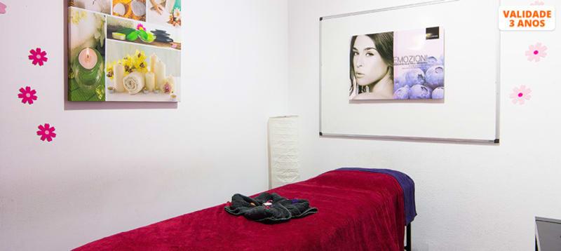 Rosto Premium com Limpeza Facial Profunda + Hidratação + Massagem | Laranjeiras