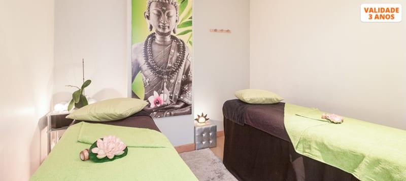 Massagem «Relax & Love» à Escolha para Dois | Matosinhos