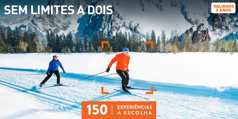 Sem Limites a Dois | 150 Experiências à Escolha