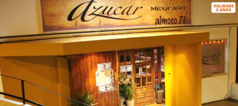 Já Provou Cozinha Mexicana? Experiência para Dois   Azucar - Coimbra