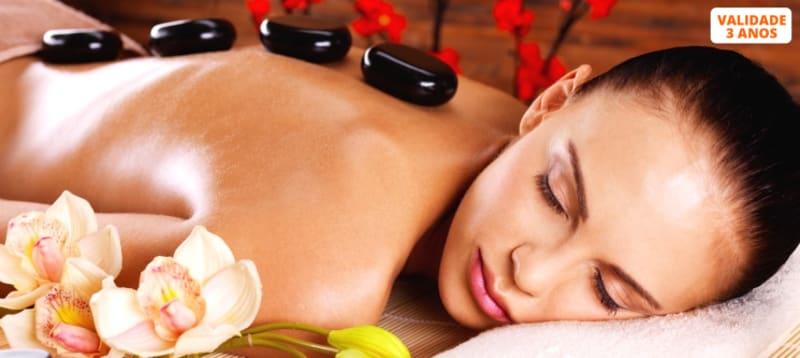 Massagem de Pedras Quentes | 1 ou 2 Pessoas - Beautiful & Happy Day Spa - Boavista