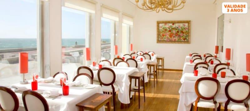 Jantar Romântico Vista Mar   Restaurante Casa Branca by Golden Tulip Porto Gaia Hotel & SPA