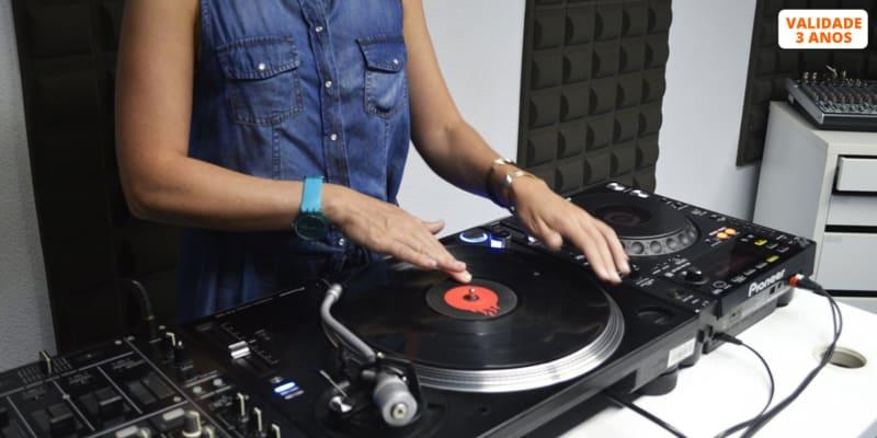 Workshop de DJ - 4 Horas | Centro i4DJ - Benfica