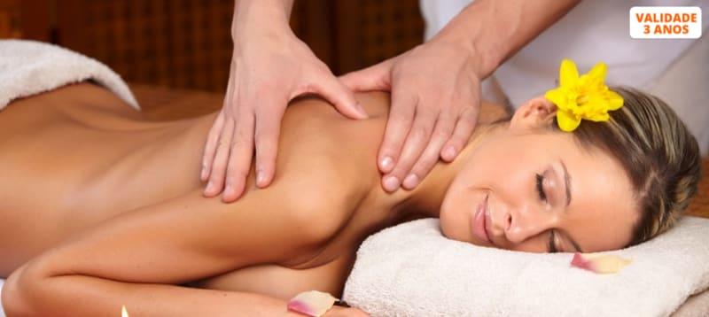 4 Massagens Top Spa | 1 Hora | Santa Catarina