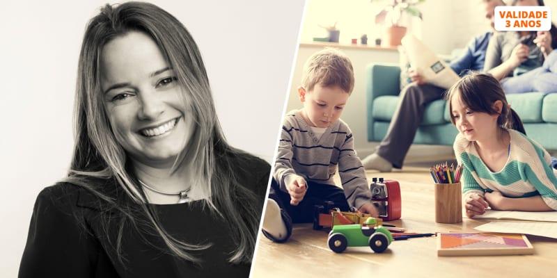 Curso de Inteligência Emocional para Famílias - 2 Módulos   Daniela Mayr - Psicologia de Emoções