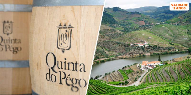 Hotel Rural Quinta do Pégo - Douro | Estadia com Opção Prova de Vinhos