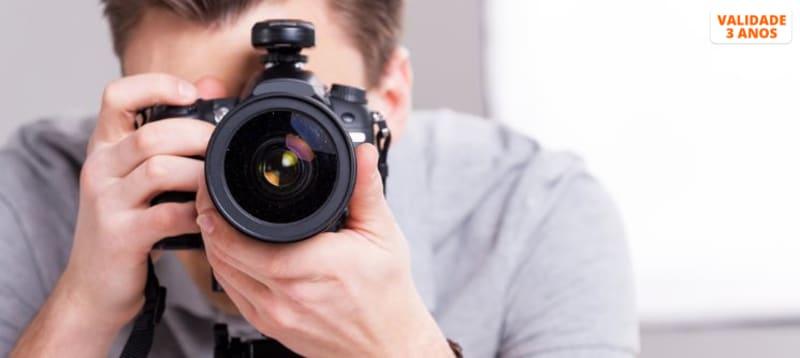 2, 5 ou 10 Aulas Práticas de Fotografia Nível II - Tema à Escolha   Luz do Deserto - Belém