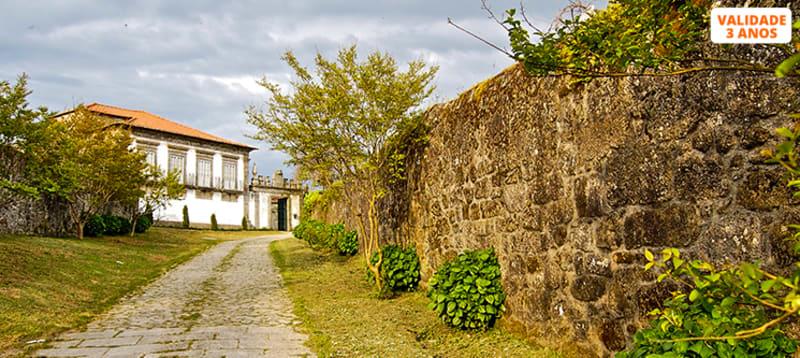 Quinta do Paço d´Anha - Viana do Castelo   1 ou 2 Noites Românticas