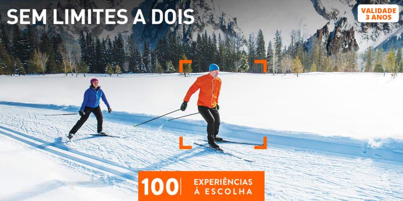 Sem Limites a Dois   100 Experiências à Escolha