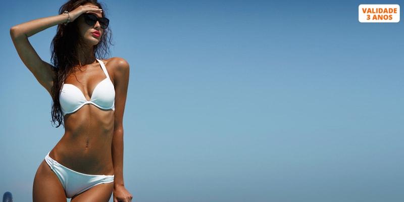 Conquiste um Corpo de Sonho! 30 Tratamentos Redutores & Adelgaçantes   Saldanha