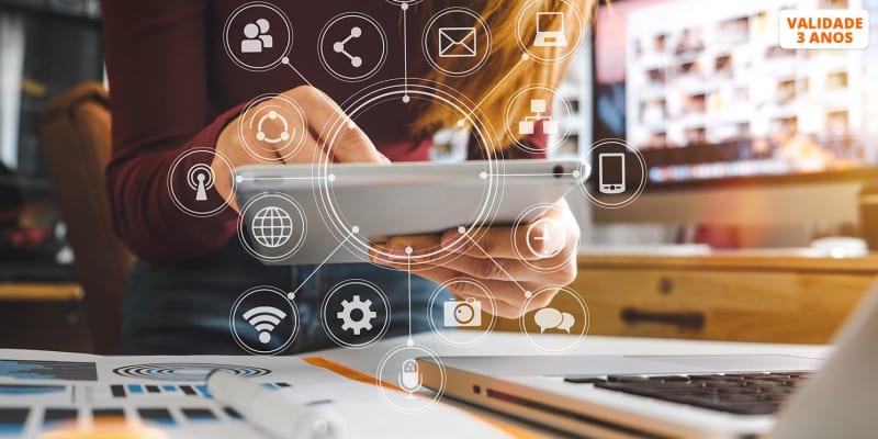 Curso E-Learning de Marketing Digital - 6 Semanas   Conceito Digital