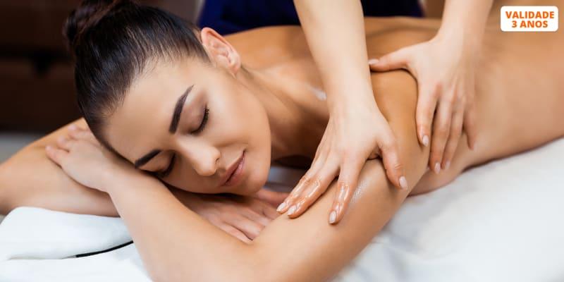 Corpo Saudável! 3 Massagens Modeladoras ao Corpo Inteiro   Amadora