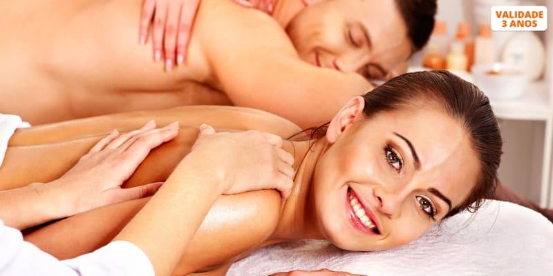 Presente Namorados: Massagem à Escolha c/ Ritual de Chá & Bombons   Colinas do Cruzeiro