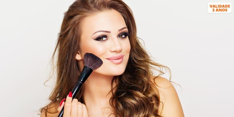 Workshop Online de Maquilhagem e Cuidados com a Pele | Lofty Beauty Concept