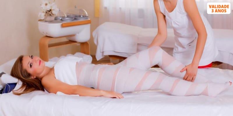 Clínicas Cellulem Block   Tratamentos Universal Contour Wrap™ - Garantia de Perda de 15cm na 1ª Sessão!