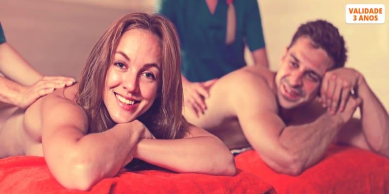 Relax Corpo Inteiro para Dois | Massagem 30 Min. | Belas ou Carnide