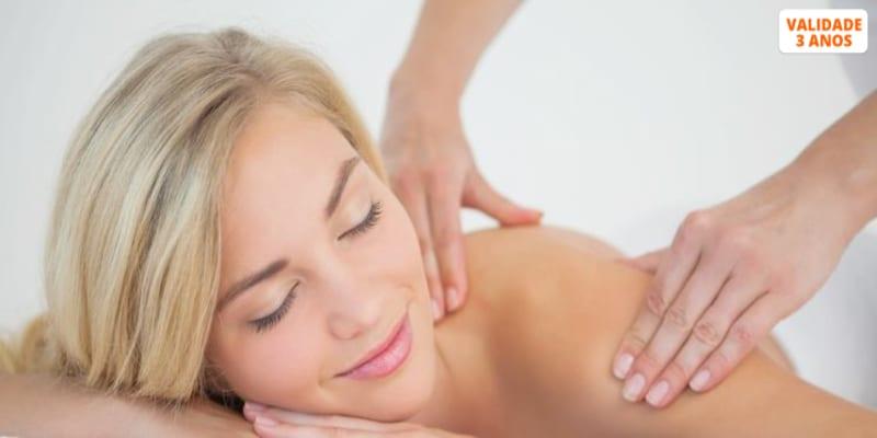 Relax Corpo Inteiro - Massagem 40 Min.   1 ou 2 Pessoas   Carnide
