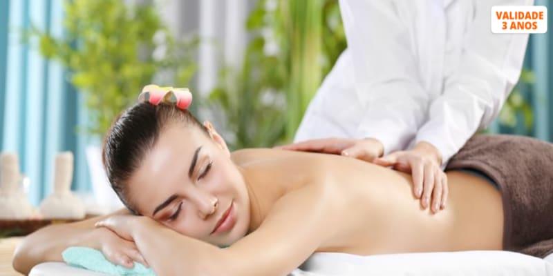 3 Passos de Relaxamento: Massagem + Limpeza de Pele ou Reiki + Chá | 50 Min. | Matosinhos