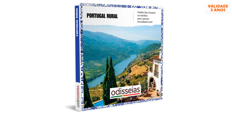 Portugal Rural | 550 Experiências