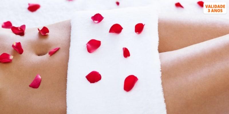 Corpo sem Celulite! 1, 2 ou 3 Massagens Anti-Celulite na Av. Roma