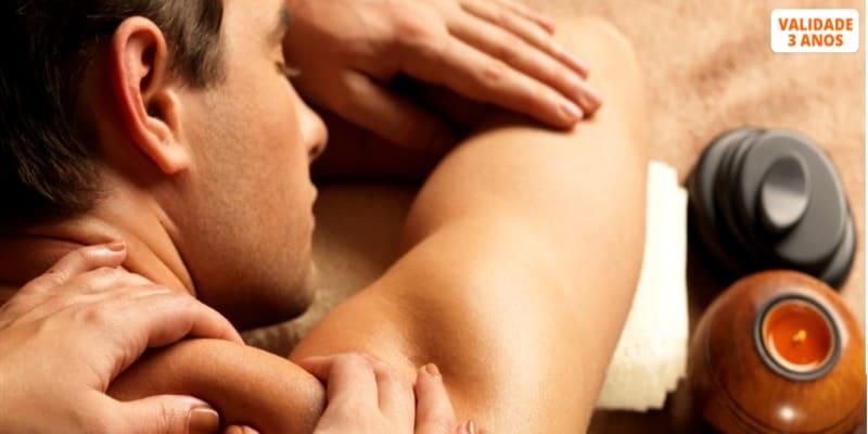 3 Momentos de Relaxamento para Homens   1 Hora   Porto