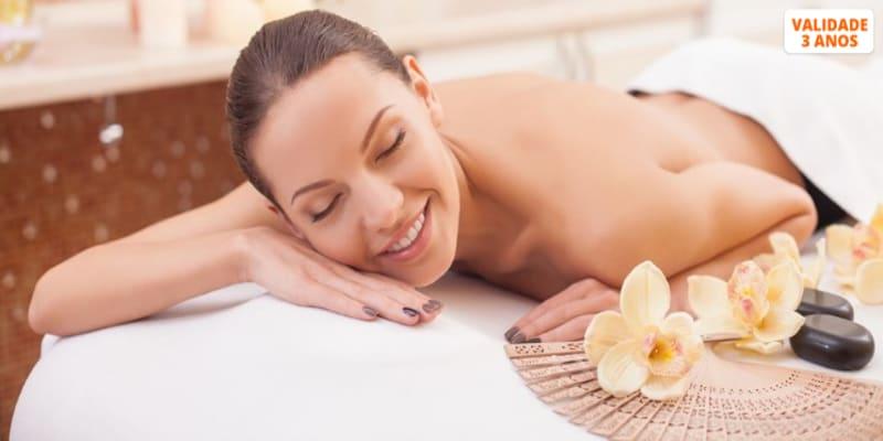 Massagem à Escolha & Ritual Chá | 30 Minutos - Laranjeiras