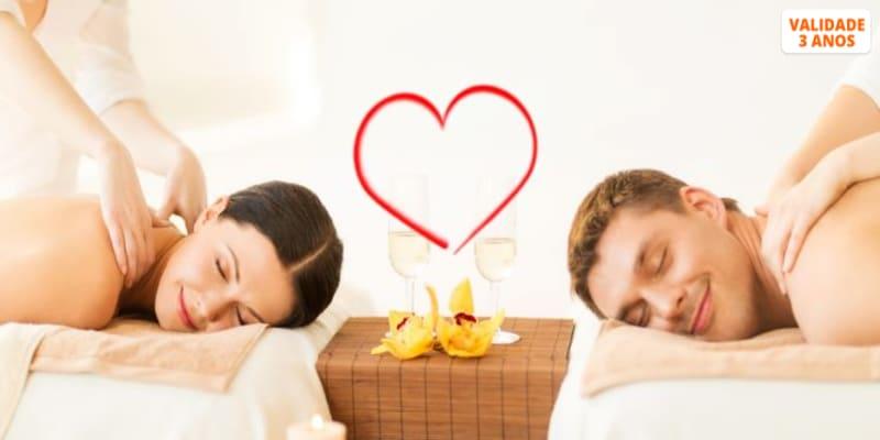 Experiência Adão e Eva com Massagem & Chá para Dois   Porto
