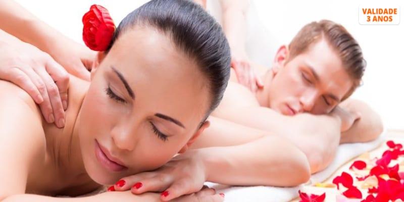Ritual Romeu & Julieta | Massagem, Máscara e Champanhe + Bombons | Boavista