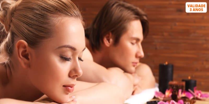 Esfoliação & Massagem de Relaxamento c/ Óleos - 1h15 | B-Sense