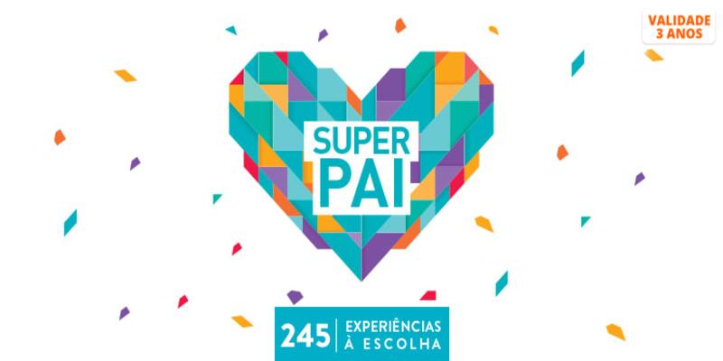 Super Pai   245 Experiências à Escolha