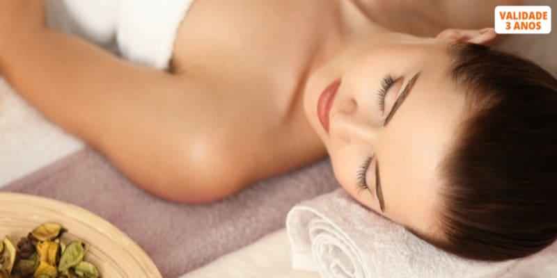 Massagem à Escolha c/ Ritual de Chá | 30 Minutos | Braga ou Guimarães