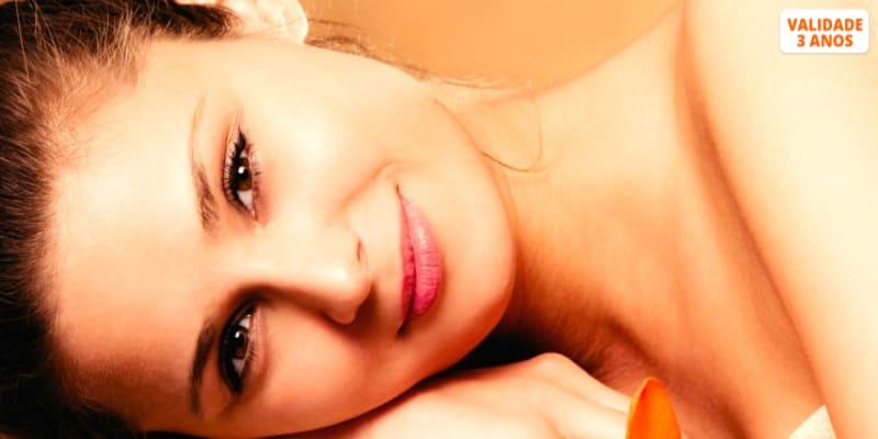 Limpeza Facial + Microdermoabrasão + Máscara + Massagem | 45 Min. | Seixal