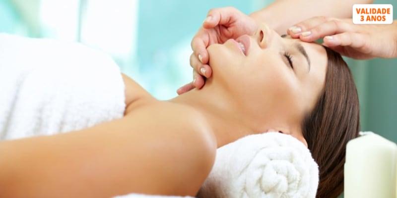 8 Passos para o Rosto de Sonho! Limpeza Profunda com Extracção e Massagem | Seixal