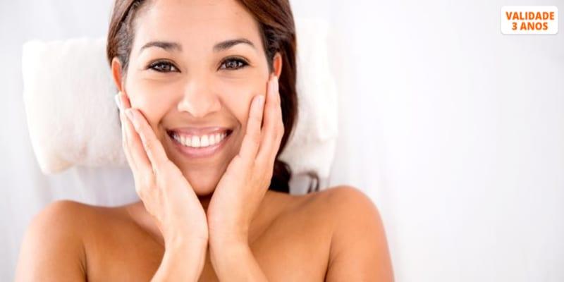 Premium Care! Esfoliação e Hidratação Corpo & Mini-Facial   Corporación Med. Esthetic Braga