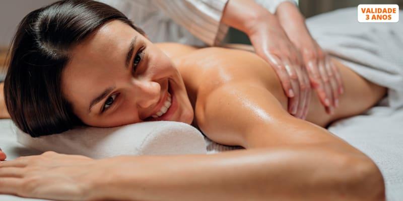 Relaxamento Profundo com Massagem à Escolha | Ephemera Beauty Lounge - Oeiras