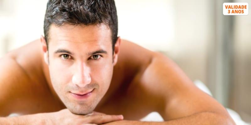 Rejuvenescimento Facial para Homem   4 em 1   Clínica Médica e Estética - Bairro Azul