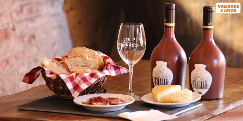Workshop de Prova de Vinhos + Visita Guiada + Degustação | Honrado Vineyards - Beja