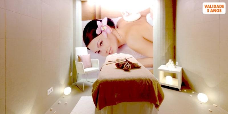 El Spa Hotel Tryp Lisboa   Circuito de Águas c/ Massagem Energy & Ritual de Chá