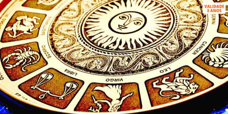 Curso de Astrologia Presencial + Mapa Astrológico  6 Horas | 1 a 3 Pessoas | Lisboa