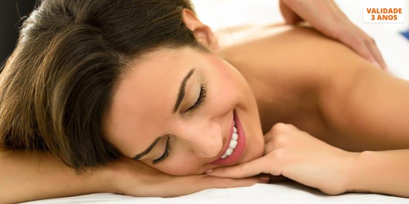 Massagem de Relaxamento - Até 1 Hora | Irma Santos Cabeleireiro - Lisboa