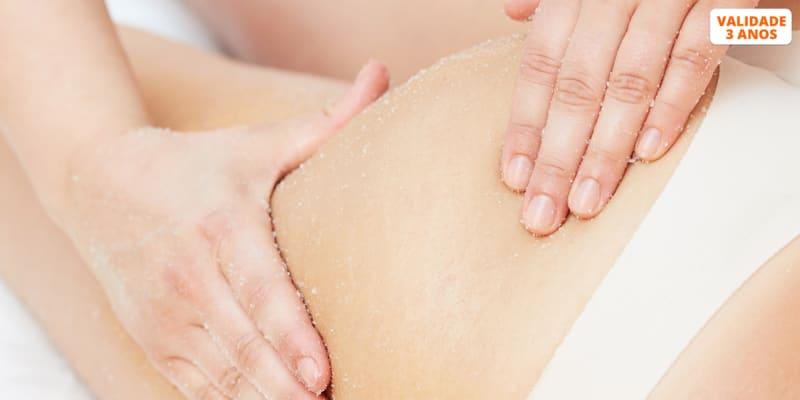 2 Sessões de Massagem Modelante c/ Pressoterapia & Avaliação Inicial | Algés