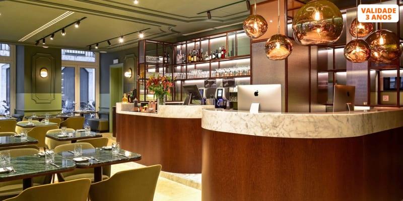 Experiência Gastronómica para Dois | Bistrô Augusta by My Story Hotels - Baixa