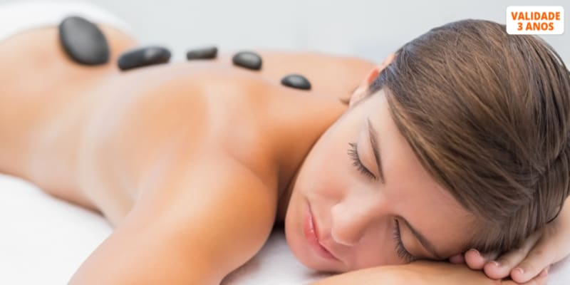 Relaxe! Esfoliação c/ Hidratação Corporal ou Massagem Geotermal | 30 Min. | Campo Grande