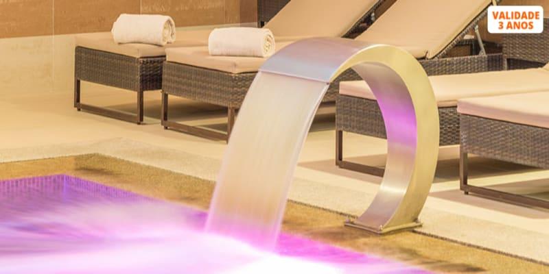 Ritual de Excelência com Hidroterapia + Massagem | 1 ou 2 Pessoas | Spa Satsanga - 3 Locais