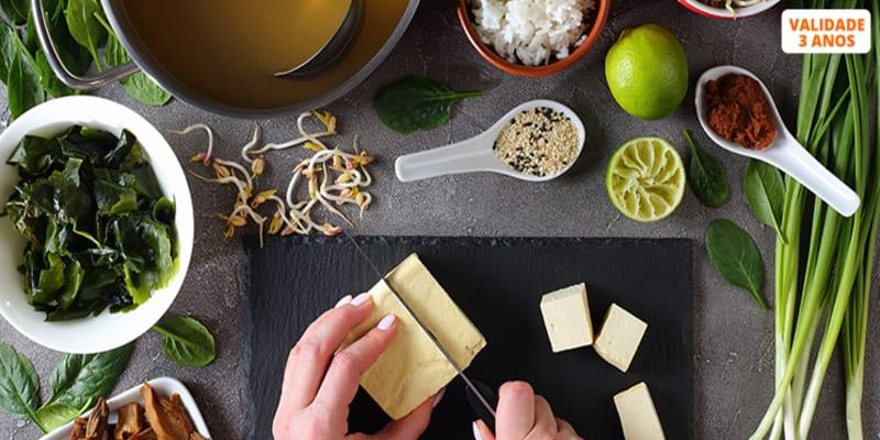 Cozinha Japonesa a Dois! Workshop de Miso, Tempuras & Gyosas + Refeição | Oficina Oito - Lisboa